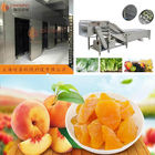 Apricot / Beverage Production Line Per Hour SS304 Material Glass Bottle Filling