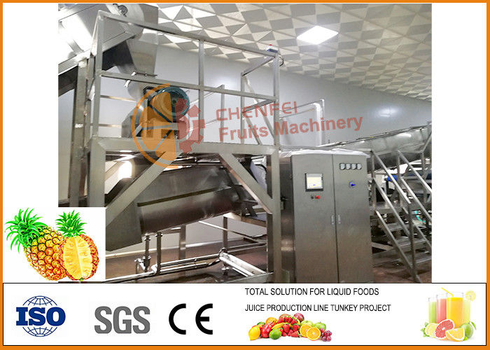 Concentrate Pineapple processing line / Pineapple Juice Production Line