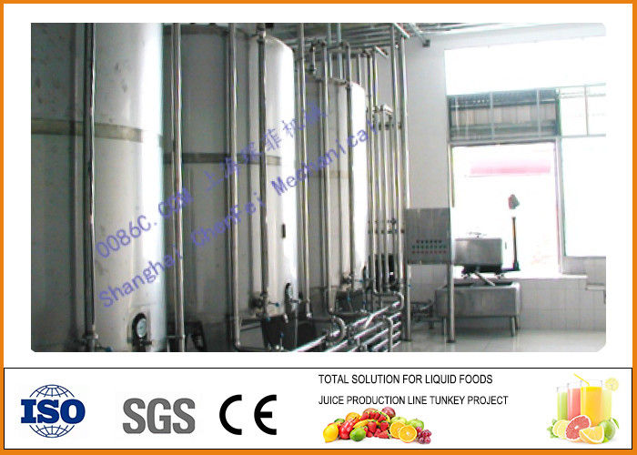 Walnut Milk Processing Plant Coconut Juice CE / IS9001 Certification