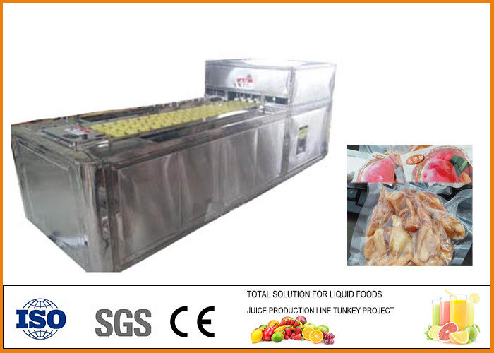 Peach Dried Fruit Production Line Complete Automatic OEM Design